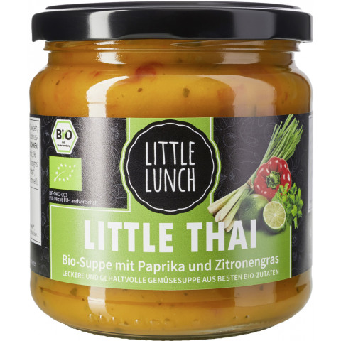 Little Lunch Bio Little Thai Suppe 350 ml