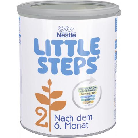 Nestlé Little Steps 2 nach dem 6.Monat 800G