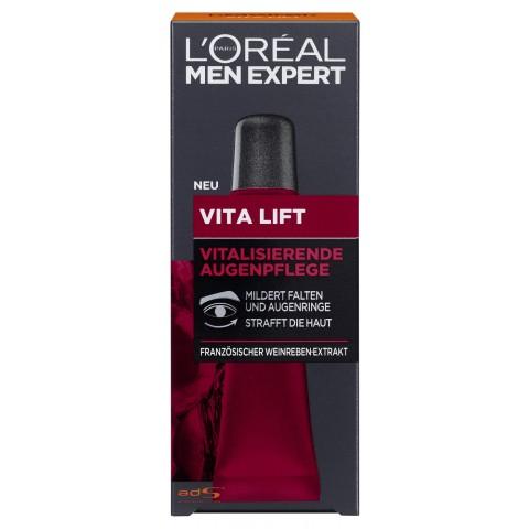 L'Oreal Men Expert Vita Lift vitalisierende Augenpflege 15 ml