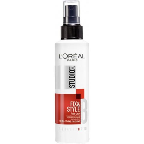 L'Oréal Studio Line Fix & Style Fixier-Lack 150 ml