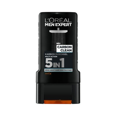 L'Oréal Men Expert Carbon Clean 5in1 Duschgel