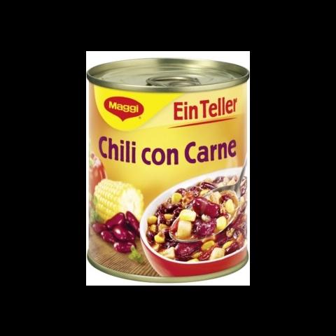Maggi Ein Teller Chili Con Carne