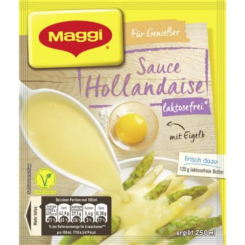 Maggi Für Genießer Sauce Hollandaise laktosefrei
