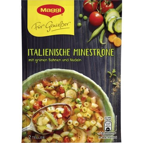 Maggi Für Genießer Italienische Minestrone