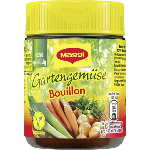 Maggi Gartengemüse Bouillon für 7L 130G