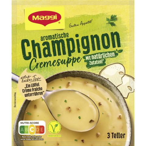 Maggi Guten Appetit Champignon Creme Suppe ergibt 750ML
