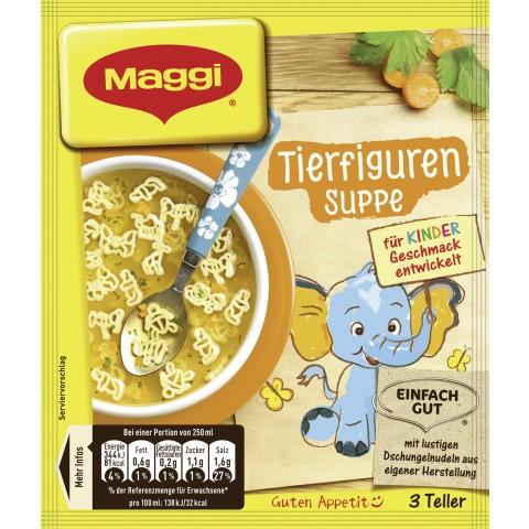 Maggi Guten Appetit! Tierfiguren Suppe