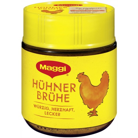 Maggi Hühnerbrühe für 4 Liter
