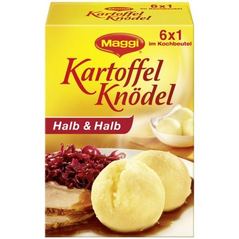 Maggi Kartoffel Knödel Halb & Halb im Kochbeutel 200 g