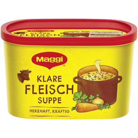 Maggi Klare Fleischsuppe ergibt 16 ltr