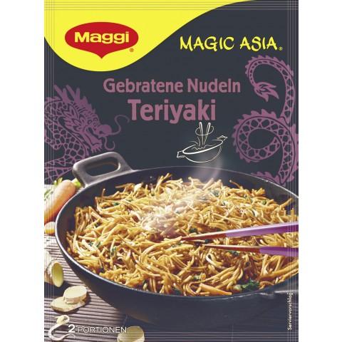 Maggi Magic Asia Gebratene Nudeln Teriyaki 126 g