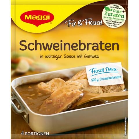 Maggi Fix & Frisch Fix für Schweinebraten 36 g