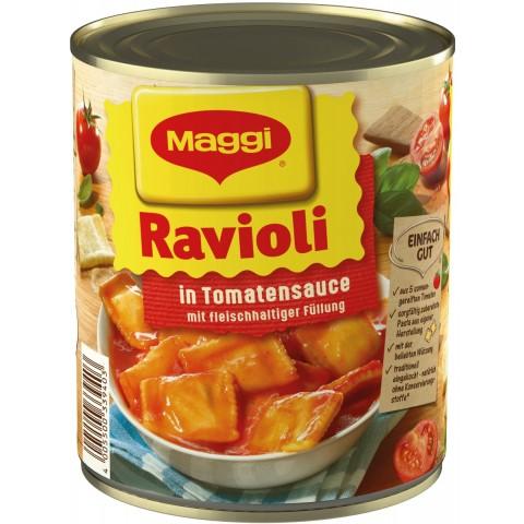 Maggi Ravioli in Tomatensauce 800 g