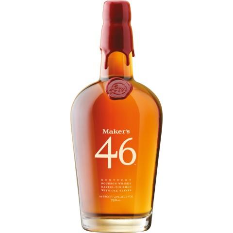 eWorld24 Makers Mark 46 Bourbon Whiskey