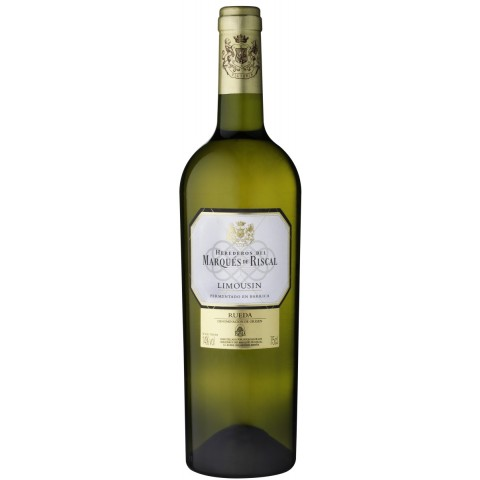 Marqués de Riscal Limousin Verdejo Reserva 2018 0,75 ltr