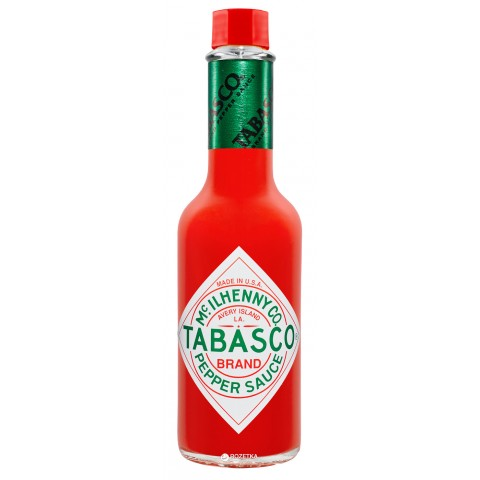 McIlhenny Tabasco Red Pepper Sauce mittel 140 ml