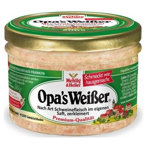 Mehlig + Heller Opa's Weisser 200 g