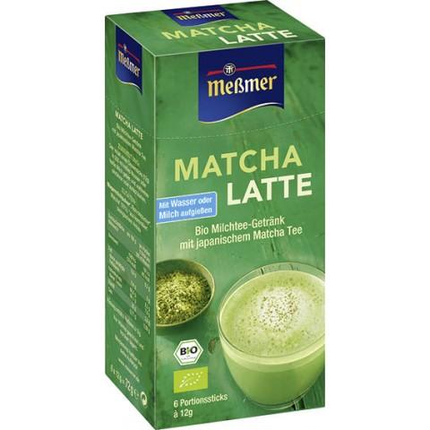 Meßmer Bio Matcha Latte