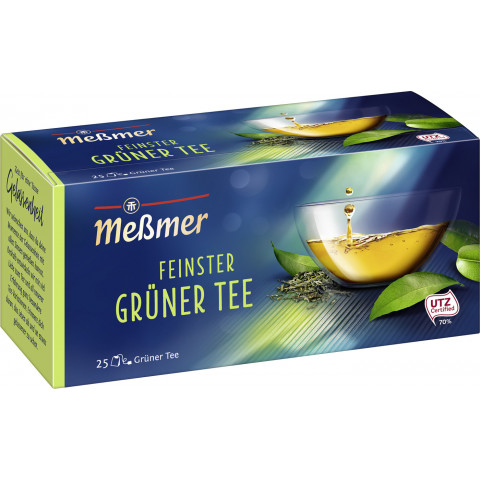 Meßmer Grüner Tee klein 25x 1,75 g