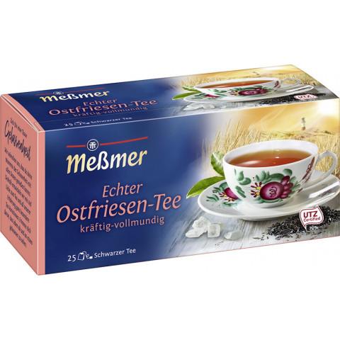 Meßmer Tee Feinster Ostfriesen 25x 1,5 g