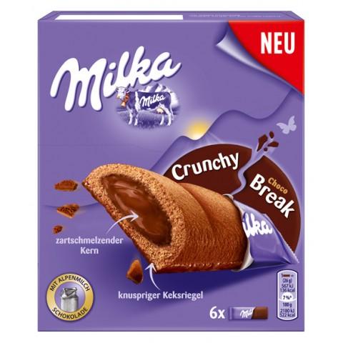 Milka Crunchy Break Choco 156 g
