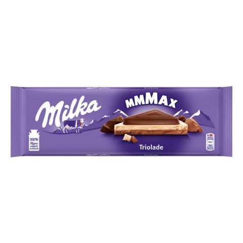Milka Triolade Großtafel 280 g