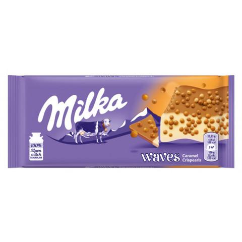 Milka Waves 81 g