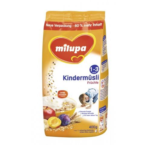 milupa Kinder Müsli Früchte ab 1 Jahr