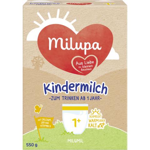 Milupa Kindermilch 1+ ab 1 Jahr 550G
