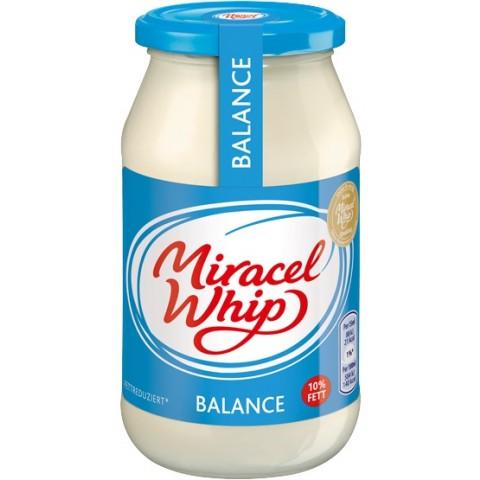Miracel Whip Balance 10% Fett klein 250 ml