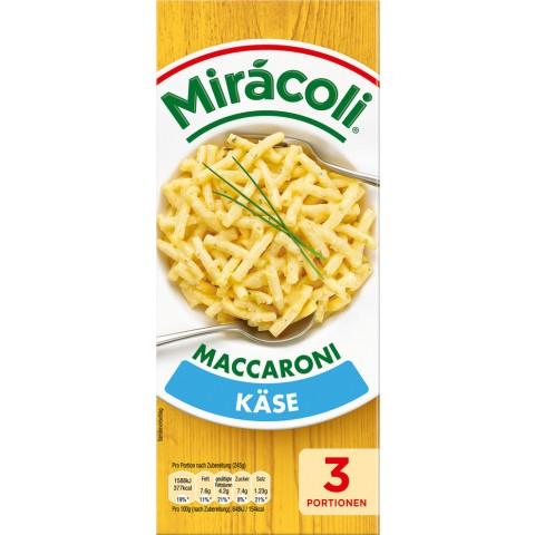 Miracoli Maccaroni Käse 3 Portionen