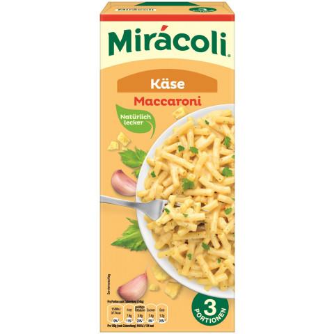 Miracoli Käse Makkaroni 3 Portionen 294 g