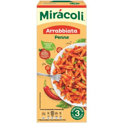 Miracoli Arrabiata Penne 3 Portionen 360 g