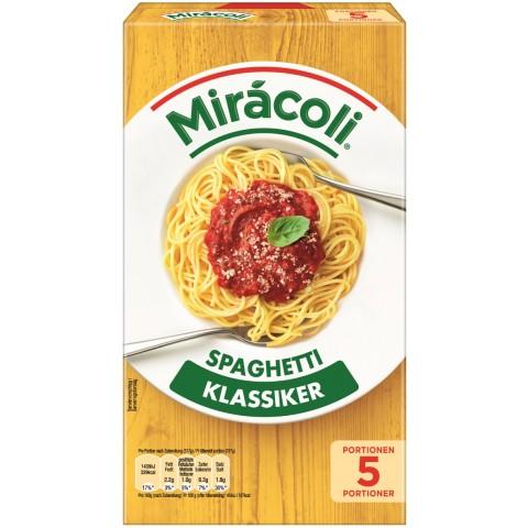 Miracoli Spaghetti Klassiker 5 Portionen