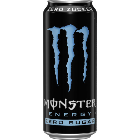 Monster Energydrink Zero Sugar 0,5L