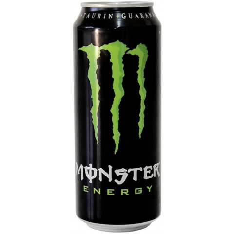 Monster Energydrink 0,5L