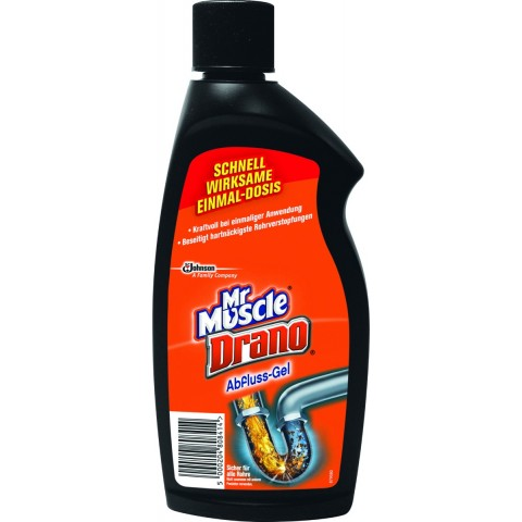 Mr. Muscle Drano Abfluss-Gel