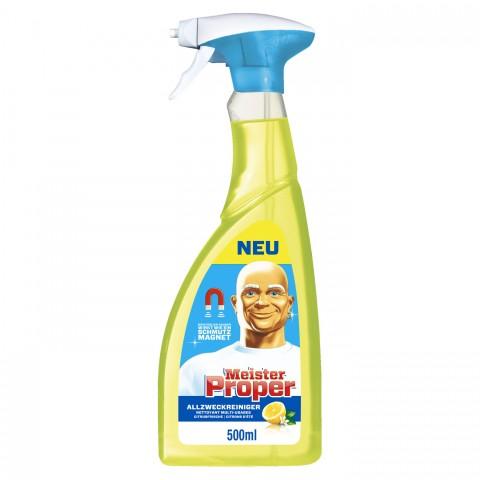 Meister Proper Allzweckreiniger Spray Citrusfrische