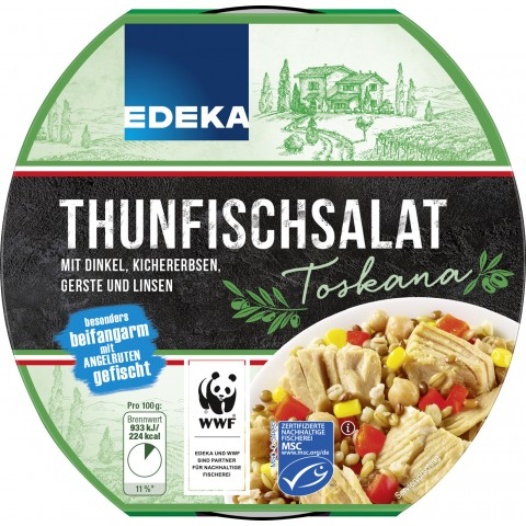EDEKA Thunfischsalat Toscana 210 g
