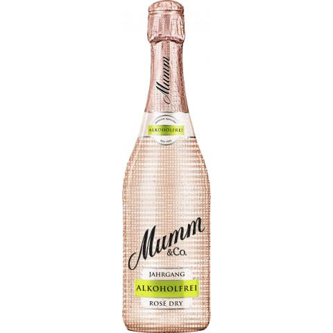 Mumm Rose Dry Jahrgang alkoholfrei 0,75L