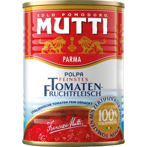 Mutti Polpa Feinstes Tomatenfruchtfleisch 400 g