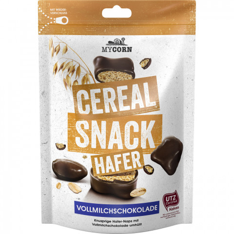 My Corn Cereal Snack Hafer Vollmilch 90 g