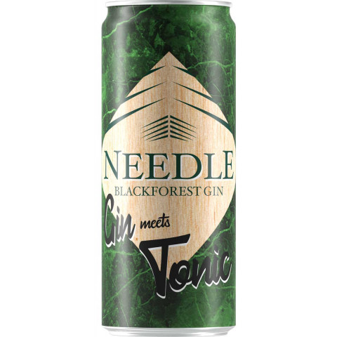 Needle Black Forest Dry Gin&Tonic 330ml