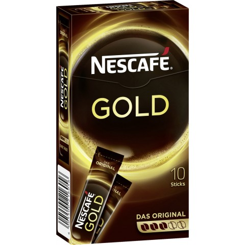 Nescafé Gold Portions-Sticks