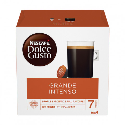 Nescafé Dolce Gusto Grande Intenso Kapseln 16x10g