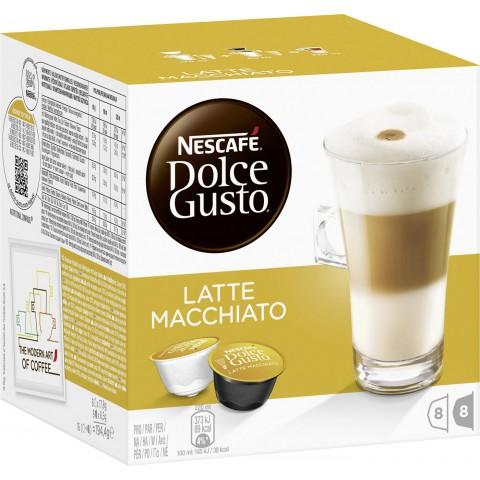 Nescafé Dolce Gusto Latte Macchiato Kapseln