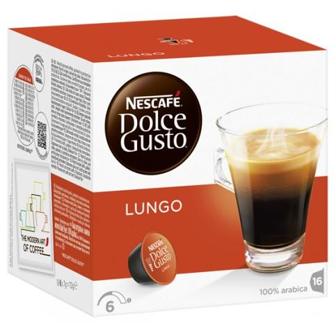 Nescafé Dolce Gusto Lungo Kapseln