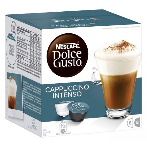 Nescafé Dolce Gusto Cappuccino Intenso Kapseln