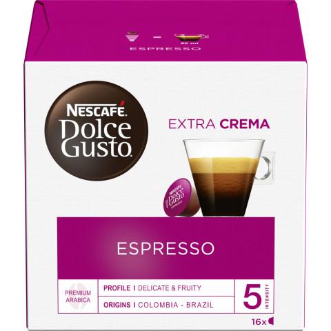 Nescafé Dolce Gusto Kapseln Espresso 16ST 88G