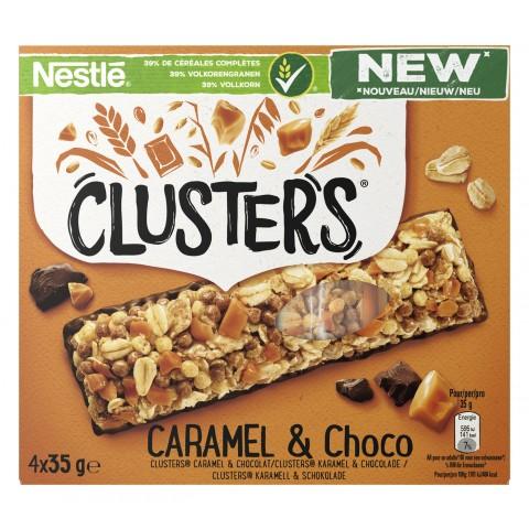 Nestle Clusters Caramel & Choco